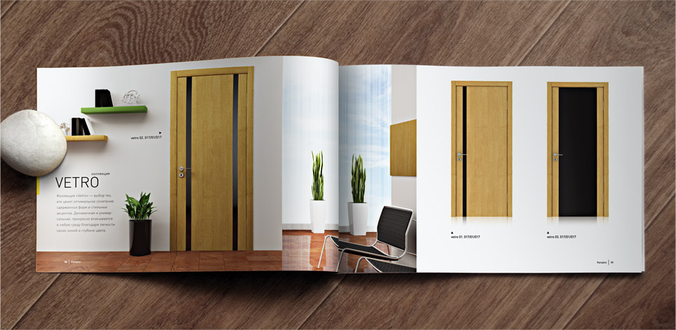 Каталог межкомнатных дверей компании Царь-Двери - Омск